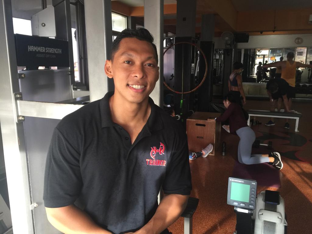 Floor Trainer Immanuel 3