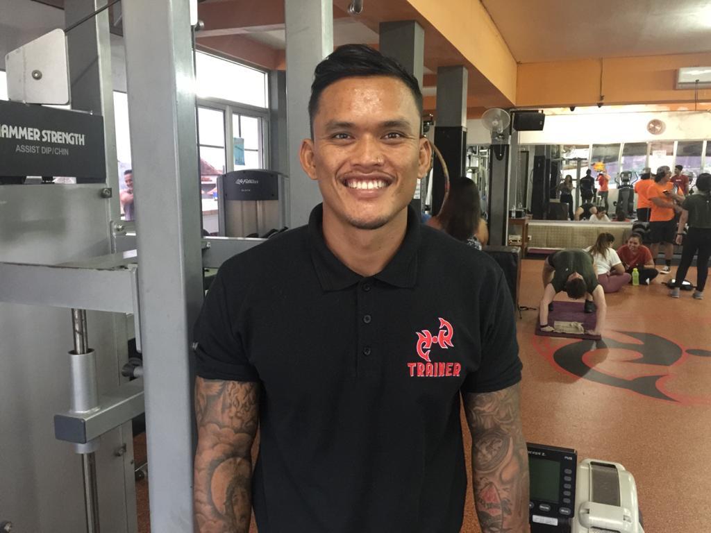 Floor Trainer Johnathan 1